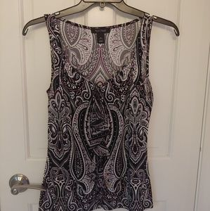 White House Black Market women's size medium tank